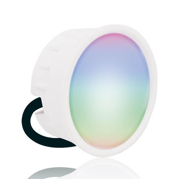 Flaches Smart RGBW LED Modul 5W 230V Tuya Farbwechsel für Einbaustrahler