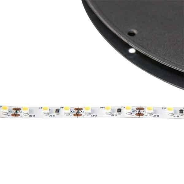 Strip Super Warmweiß 12V LED Streifen 5M 9,6W/m 120LED/m 8mm IP20 2700K