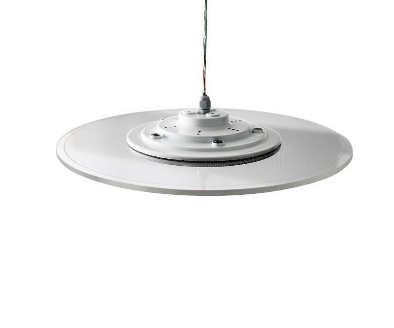 LED Deckenleuchte Transparent Ø30cm 15W CCT dimmbar
