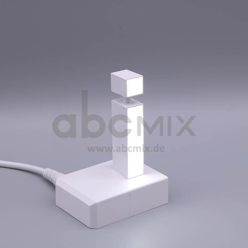 LED Buchstabe Klick i für 75mm Arial 6500K weiß