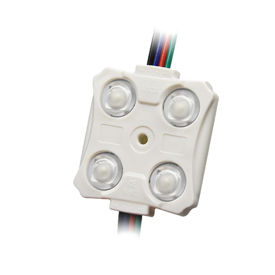 RGB LED Modul 1,44W 12V 160° IP65