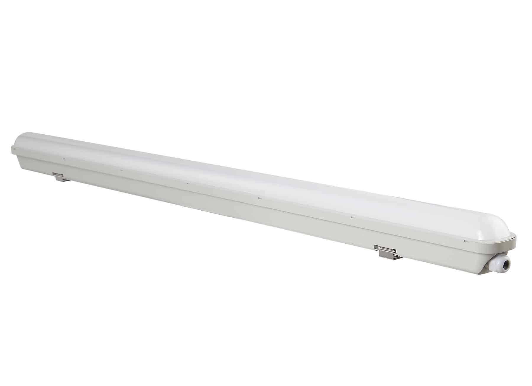 LED Wannenleuchte Feuchtraumleuchte 30W 5000K 3.000lm 1.480mm IP65