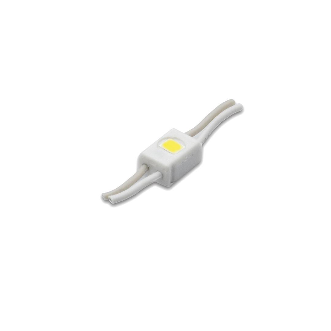 LED Mini Modul 0,24W 12V 6500K 120°