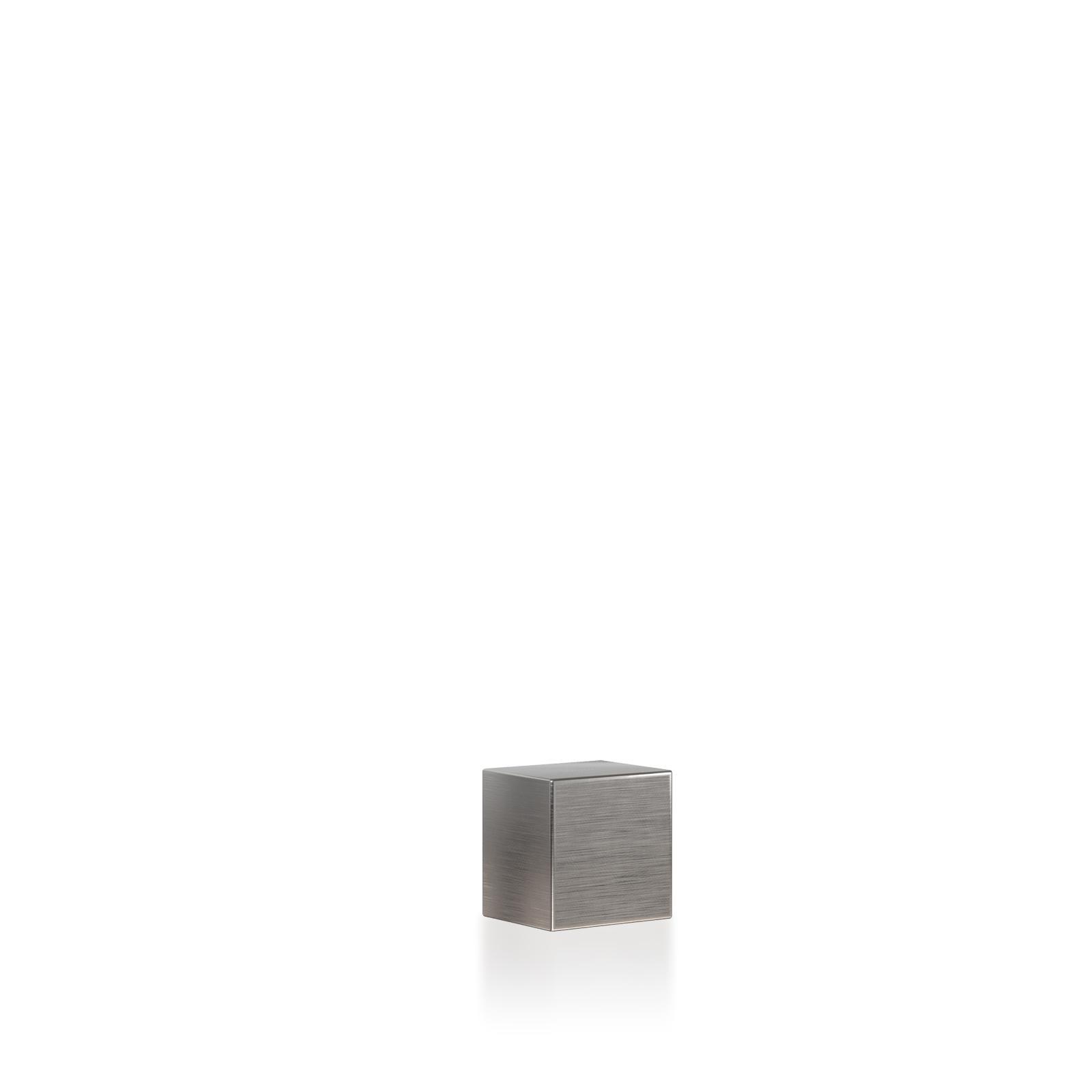3D Hausnummer . Punkt Edelstahl in 3D Design Arial V2A