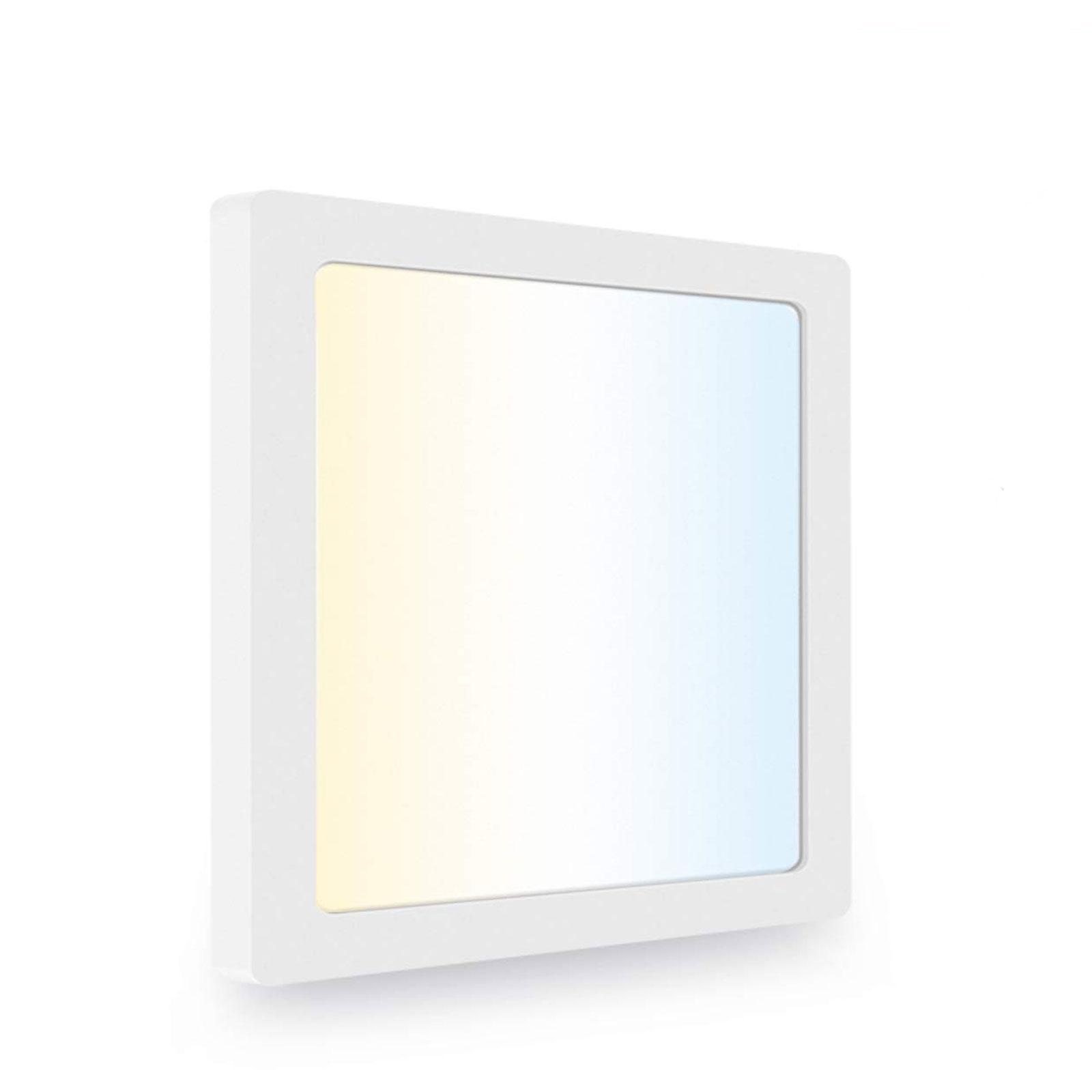 CCT LED Ein-Aufbaustrahler 12W 3000K-6000K