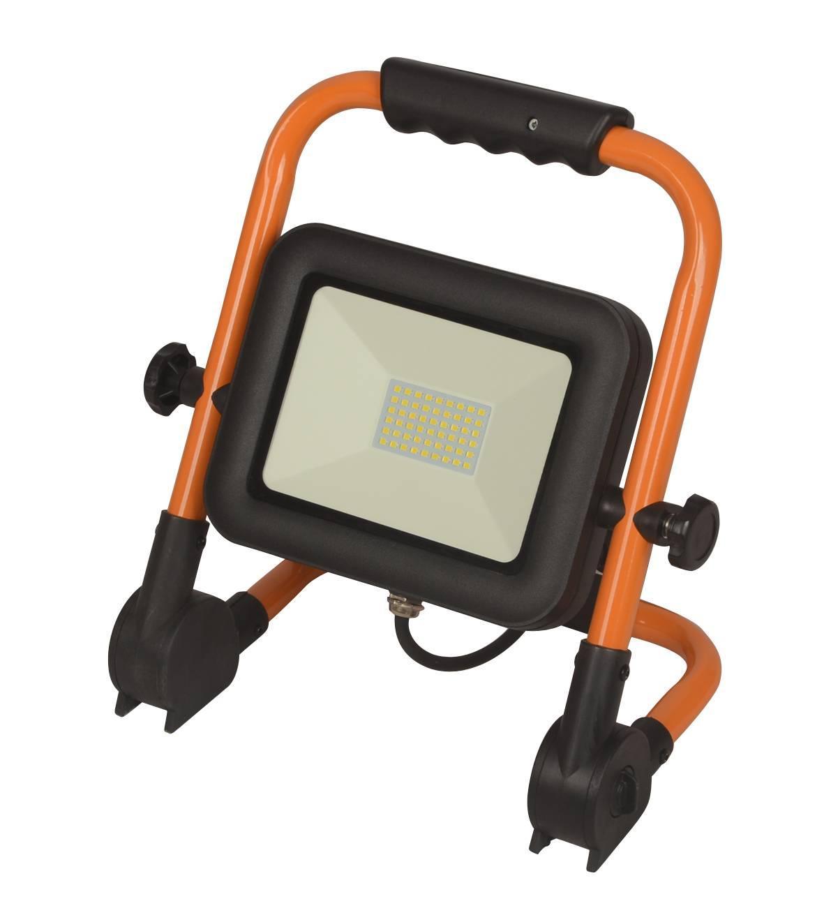 LED Baustrahler Fluter Pro 30W 6500K