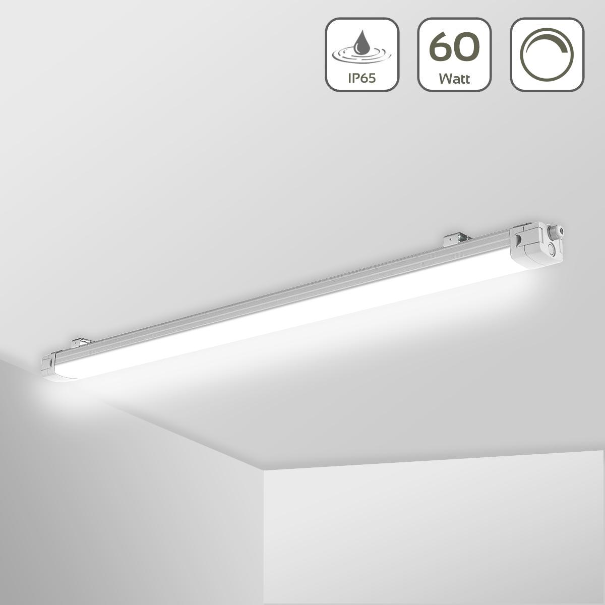 LED Feuchtraumleuchte PRO+ 60W 4000K 1-10V dimmbar
