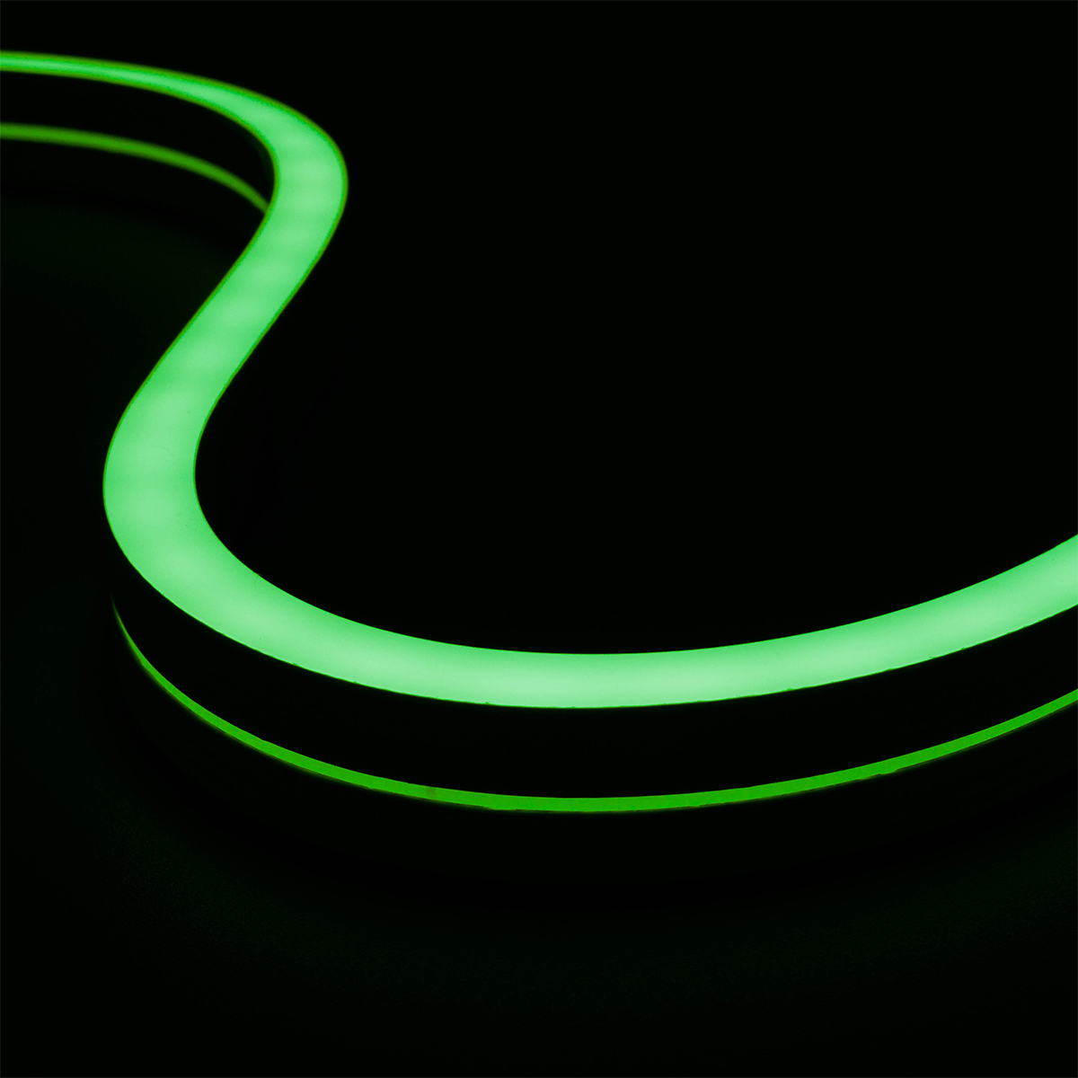 Neon RGBW 24V LED Streifen 5M 17W/m 72LED/m 10mm IP65 Farbwechsel RGB+3000K