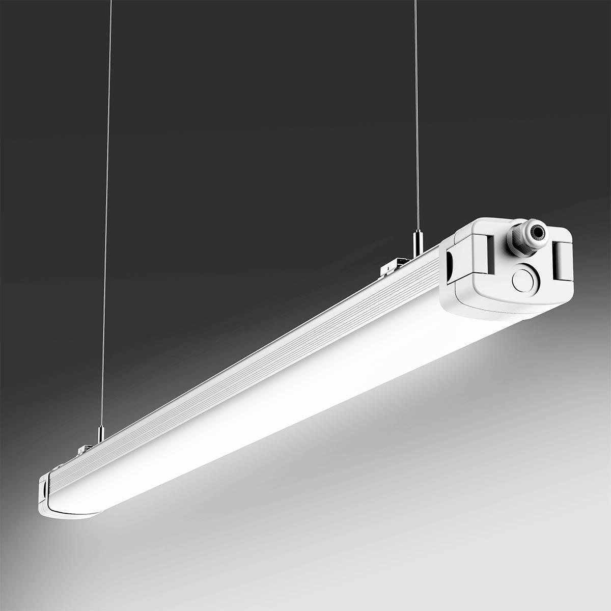 LED Feuchtraumleuchte PRO+ 60W CCT 3000/4000/6000K