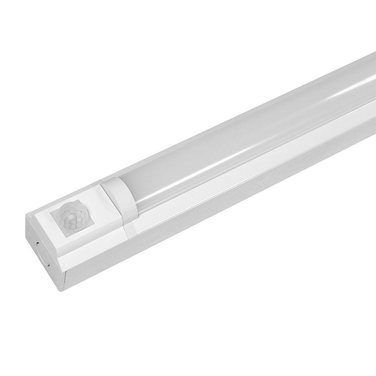 LED Lichtleiste CCT 60cm 10W 120lm/w IP20 mit Bewegungsmelder