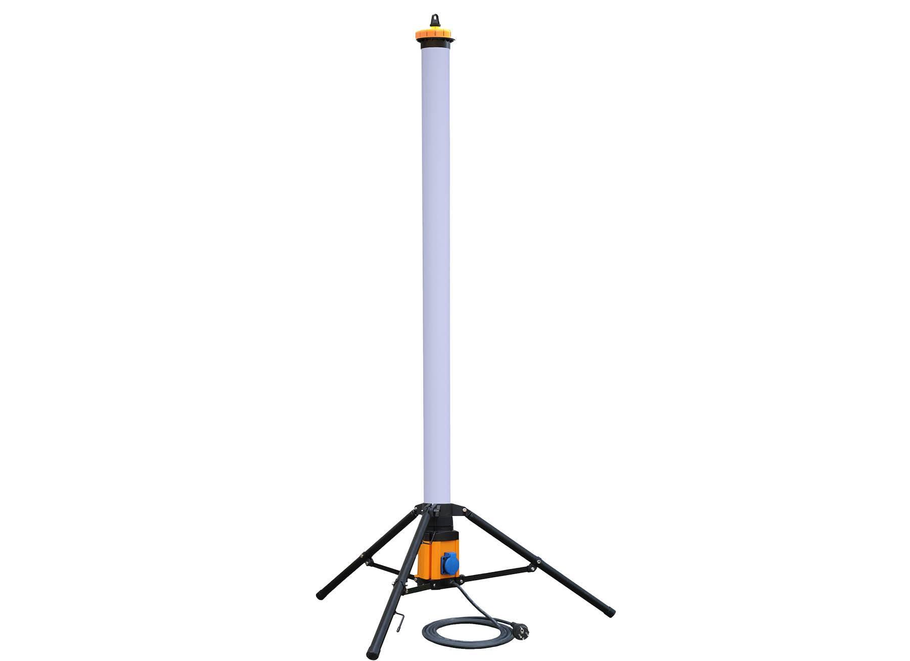 LED Säule 158cm 54W 360°Ausleuchtung IP54 5.000lm
