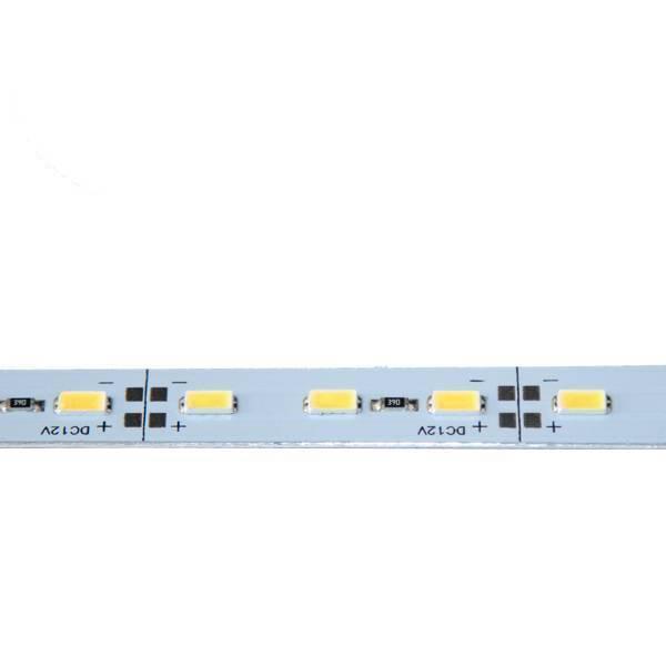 Leiste Kaltweiß 12V 1 Meter 18W/m 72LED/m 12mm IP20 6000K