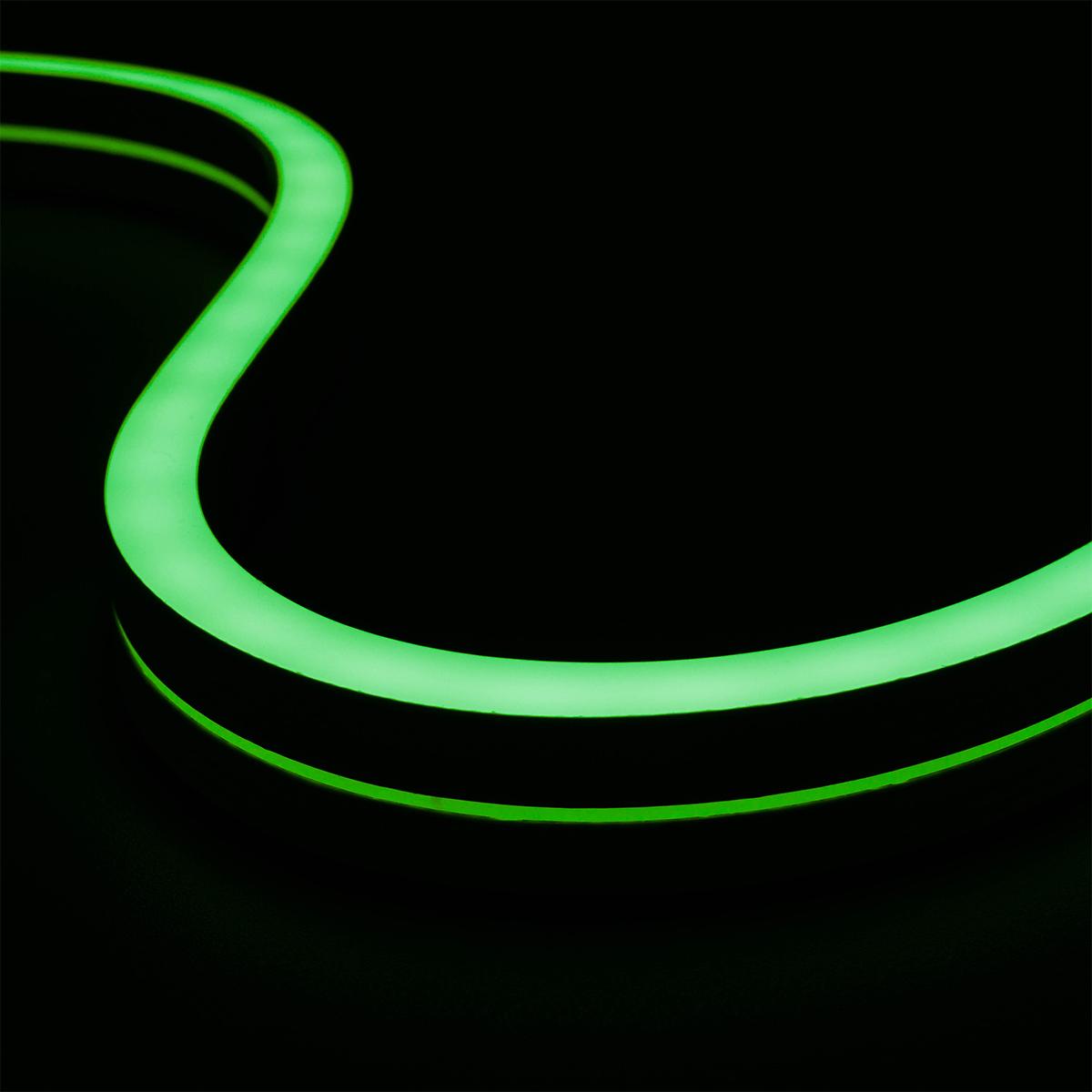 Neon RGBW 24V LED Streifen 10M 15W/m 72LED/m 10mm IP65 Farbwechsel RGB+3000K