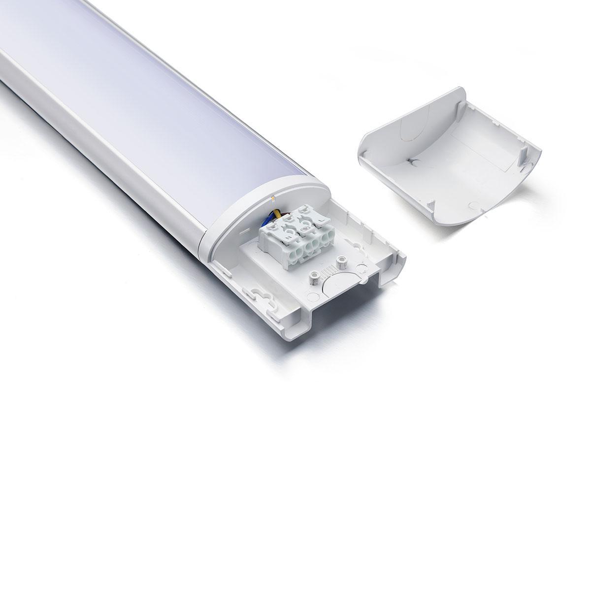 LED Lichtleiste Slim CCT 60cm 20W 100lm/w IP20