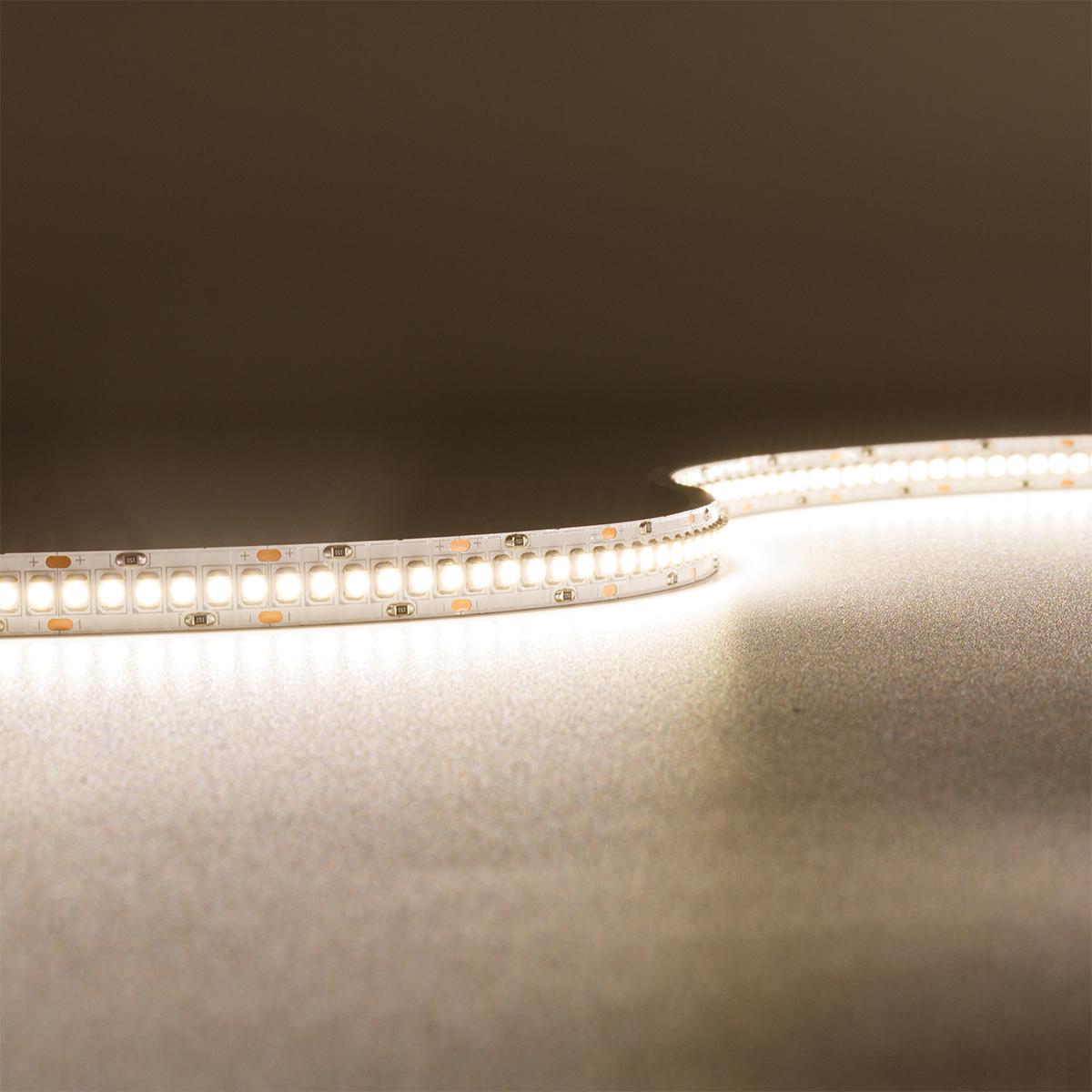 Strip Neutralweiß 24V LED Streifen 5M 19,2W/m 240LED/m 10mm IP20 4000K