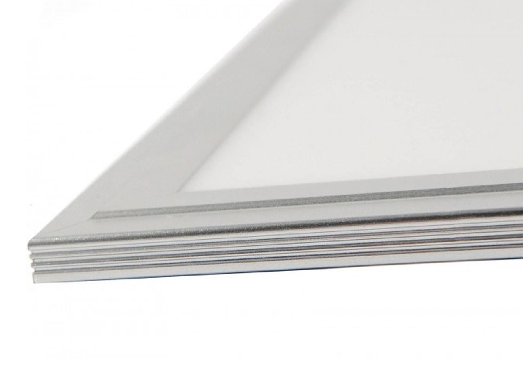 CCT LED Panel Set 2 62x62cm 36W 3000K-6000K silber
