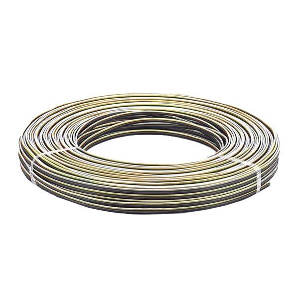 CCT Kabel 3-adrig 0,32mm², 22AWG 5 Meter