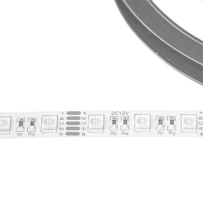 RGBW LED Strips One Chip