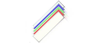 LED Panel 120x30 cm