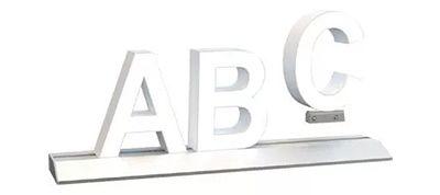 abcMIX Slide Buchstaben