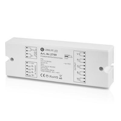 ATOS4 Verstärker & Dimmer